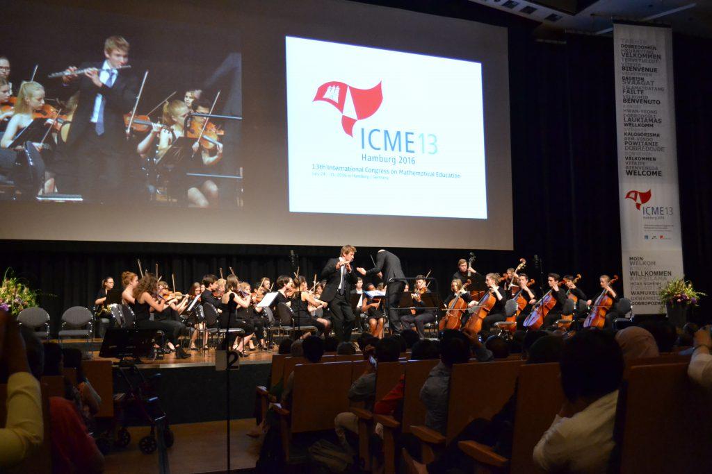 MJO beim ICME-13 im CCH Hamburg