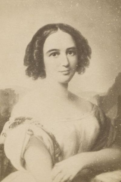 Portrait Fanny Mendelssohn