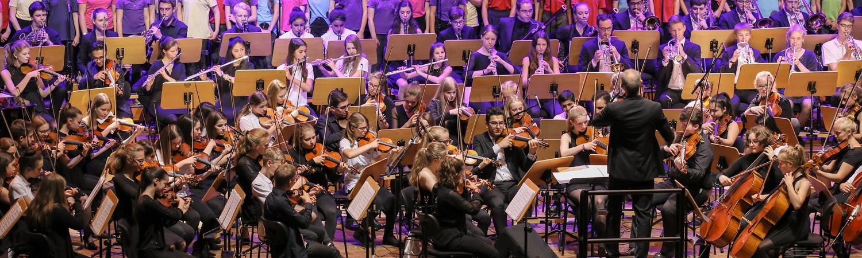 Bildauschnitt mit Felix Mendelssohn Jugendorchester